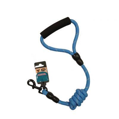 Ans - Ans Uzatılabilir Örme Köpek Gezdirme - 1,4 cm MAVİ