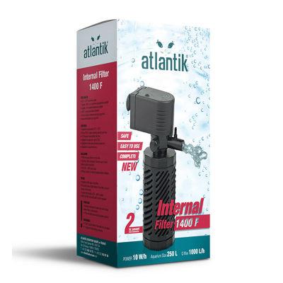 Atlantik - Atlantik 1400F Akvaryum İç Filtre 10W 1000L/H