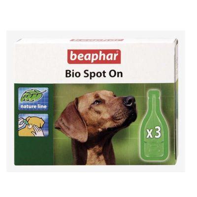 Beaphar - Beaphar Bio Spot On Drops Köpek Pire Damlası 3 pipet