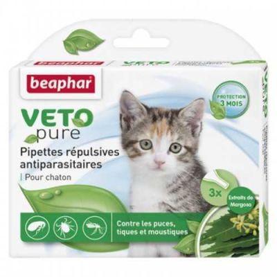 Beaphar - Beaphar Bio Spot On Yavru Kedi Pire Damlası