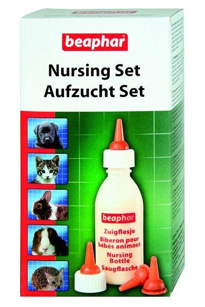 Beaphar Kedi - Köpek Biberon Seti (Nursing Set)