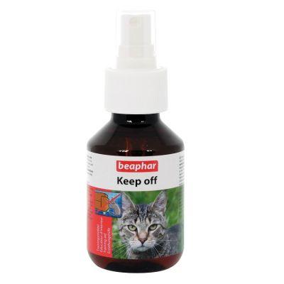 Beaphar - Beaphar Keep Off-Kedi Uzaklaştırıcı Spray 100 Ml