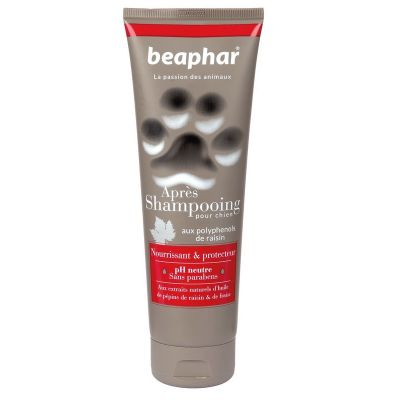 Beaphar - Beaphar Köpekler İçin Onarıcı Tüy Koruyucu Balsam Şampuan 250 ML