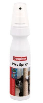 Beaphar - Beaphar Play Spray Kedi Otu Catnip Spreyi 150 ML