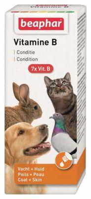 Beaphar - Beaphar Vitamine B Evcil Hayvan Vitamini 50ml