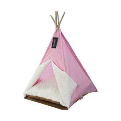 Diğer - Bedspet Kedi Köpek Çadırı Pembe 50x70 Cm