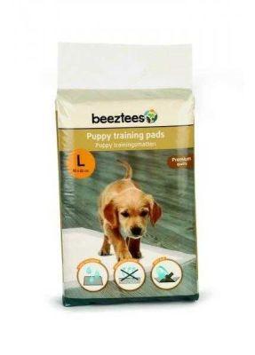 Beeztees - Beeztees Puppy Training Köpek Çiş Alıştırma Pedi 90 x 60 Cm 10 Lu