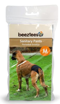 Beeztees - Beeztees Sanitary Pants Köpek Külotu M 32-39 Cm