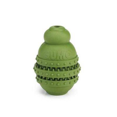 Beeztees - Beeztees Sumo Dental Köpek Oyuncağı Yeşil Small 12 cm