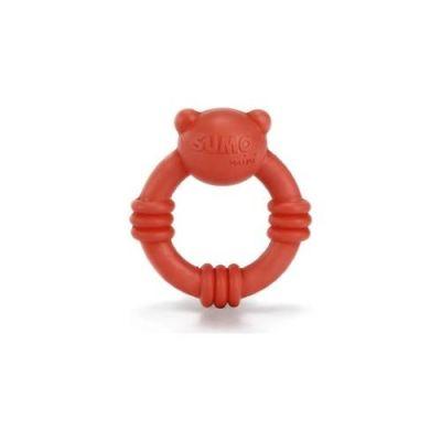 Beeztees - Beeztees Sumo Mini Team Köpek Oyun Kırmızı 10 Cm