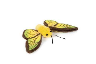 Beeztees - Beeztees Winky Kelebek Kedi Oyuncağı 11 Cm