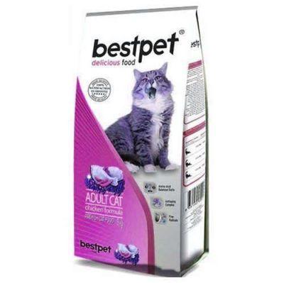 Best Pet - Bestpet Selection Tavuklu Yetişkin Kedi Maması 1 KG