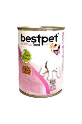 Best Pet - BestPet Sığır Etli Köpek Konservesi 400 Gr
