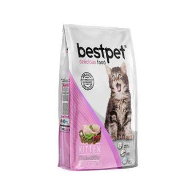 Best Pet - Bestpet Tavuklu ve Pirinçli Yavru Kedi Maması 400 gram