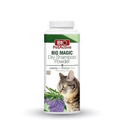Bio Petactive - Bio PetActive Bio Magic Lavanta Biberiye Özlü Kuru Kedi Şampuanı 150 ml