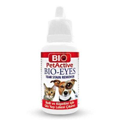 Bio Petactive - Bio PetActive Kedi Köpek Göz Yaşı Leke Çıkarıcı