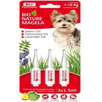 Bio Petactive - Bio PetActive Köpek Tüy ve Deri Bakım Damlası 1-10 kg