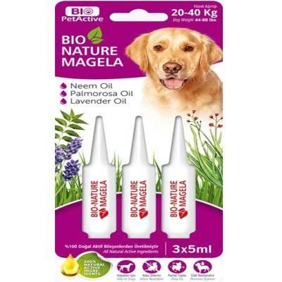 Bio Petactive - Bio PetActive Köpek Tüy ve Deri Bakım Damlası 20-40 kg