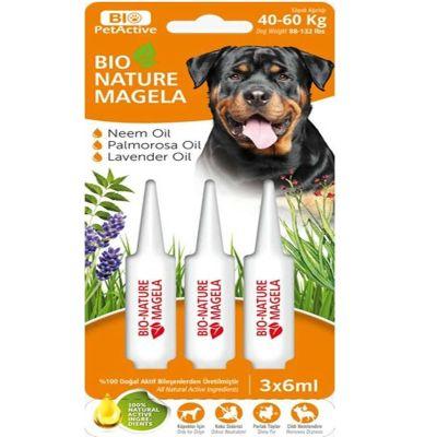 Bio Petactive - Bio PetActive Köpek Tüy ve Deri Bakım Damlası 40-60 kg