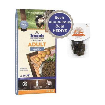 Bosch - Bosch Balikli Patatesli Köpek Mamasi 15 Kg