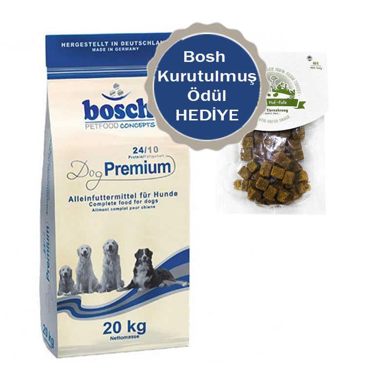 Bosch Premium Et ve Balıklı Köpek Maması 20 Kg