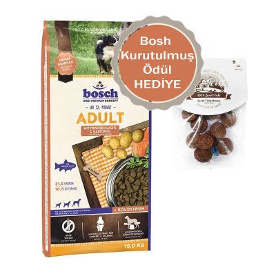Bosch - Bosch Somon Balıklı ve Patatesli Köpek Maması 15 KG