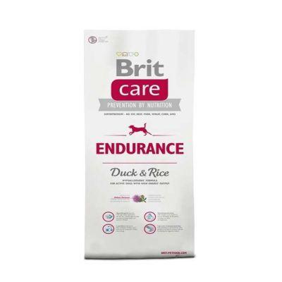 Brit Care - Brit Care Endurance Ördekli Pirinçli Köpek Maması 12 Kg