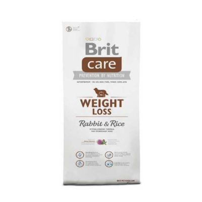 Brit Care - Brit Care Tavşanlı Pirinçli Kilo Dengeleyici Köpek Maması 12 Kg