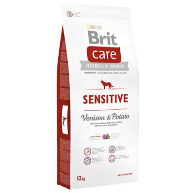 Brit Care - Brit Care Venison Hassas Köpekler İçin Geyikli Köpek Maması 12 Kg