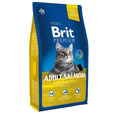 Brit Care - Brit Premium Cat Somonlu Kedi Maması 1,5 Kg