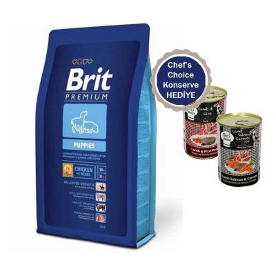 Brit Care - Brit Premium Tavuklu Yavru Köpek Maması 15 KG