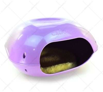 CaDo Pet - CaDo Pet Kedi Evi Mor