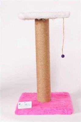 Cat Hause - Cat House Kedi Tırmalama Standı 58 Cm Benek
