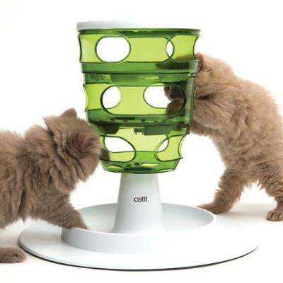 Catit - Catit Senses Food Tree Oyunlu Mama Standı V2
