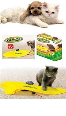 Diğer - Cats Meow Yalancı Kedi Kuyruğu Kedi Oyuncağı