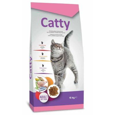 Catty - Catty Yetişkin Kedi Maması 15 KG