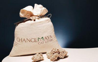 Diğer - Chance Maya Organik Kedi Kumu 5 Lt