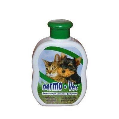 Diğer - Dermo-Vet Dermatolojik Kedi Ve Köpek Şampuanı 250 Ml