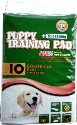 Hushpet - Diapers Huspet Puppy Training Pedi 60X90 cm 10'lu