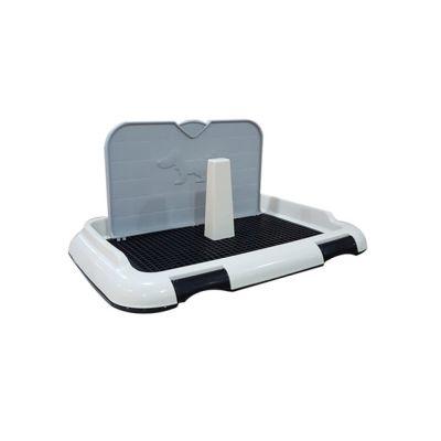 Diğer - DIIL Köpek Tuvalet Eğitim Seti Gri Panelli (46,5x36x22)