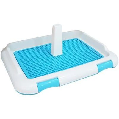 Diğer - DIIL Köpek Tuvalet Eğitim Seti Mavi (46,5x36x22)