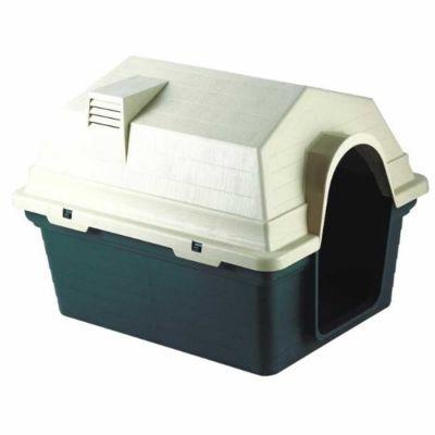 Dr.Sacchi - Dr.Sacchi Bacalı Köpek Kulübesi Yeşil 94x74x74,3cm