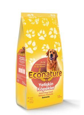 Eco Nature - EcoNature Somonlu Yetişkin Köpek Maması 15 KG
