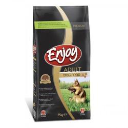 Enjoy - Enjoy Tavuklu Yetişkin Köpek Mamasi 15 Kg