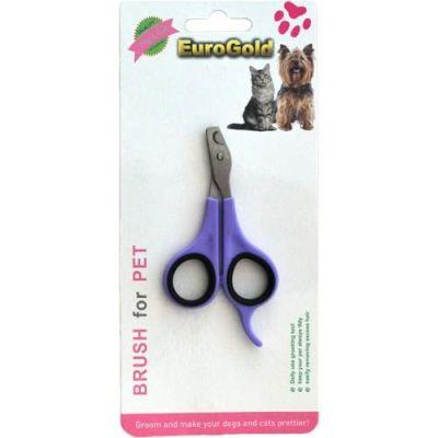 EuroGold - EuroGold Kedi Köpek Tırnak Makası 10 Cm