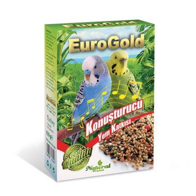 EuroGold - Eurogold Muhabbet Kuşu Konuşturucu Yem Katkısı 150Gr