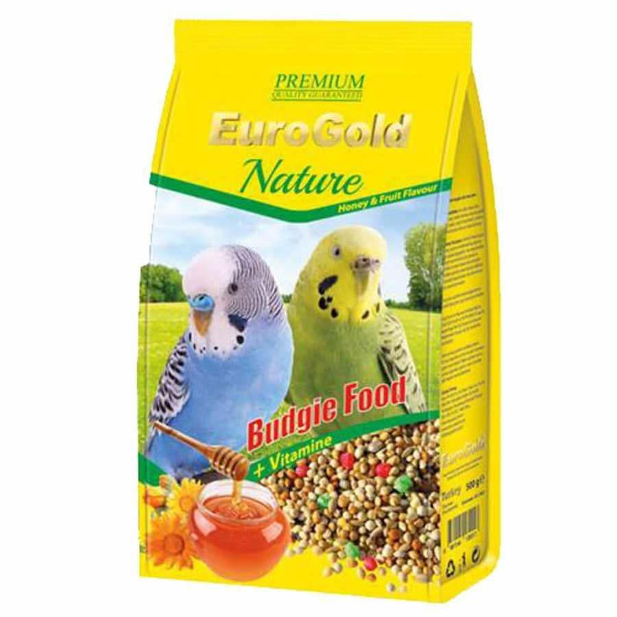 Eurogold Muhabbet Kuşu Yemi 500 gr