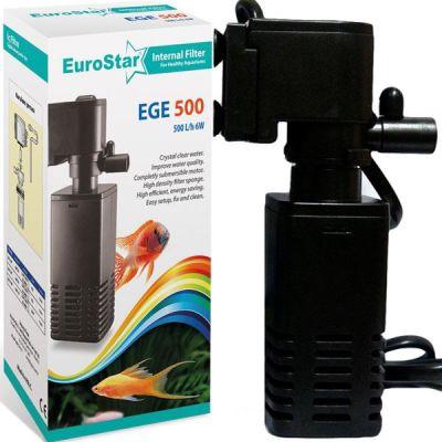EUROSTAR - EuroStar Ege 500 Akvaryum İç Filtre 500 LT/h 6W