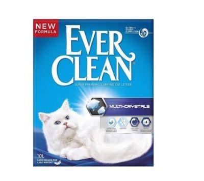 Ever Clean - Ever Clean Multi Crystal Doğal Kum 10 lt