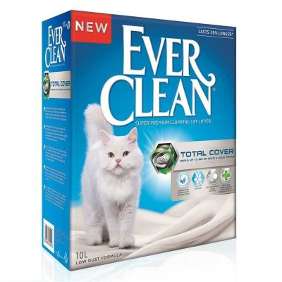 Ever Clean - Ever Clean Total Cover Kedi Kumu 10 Lt